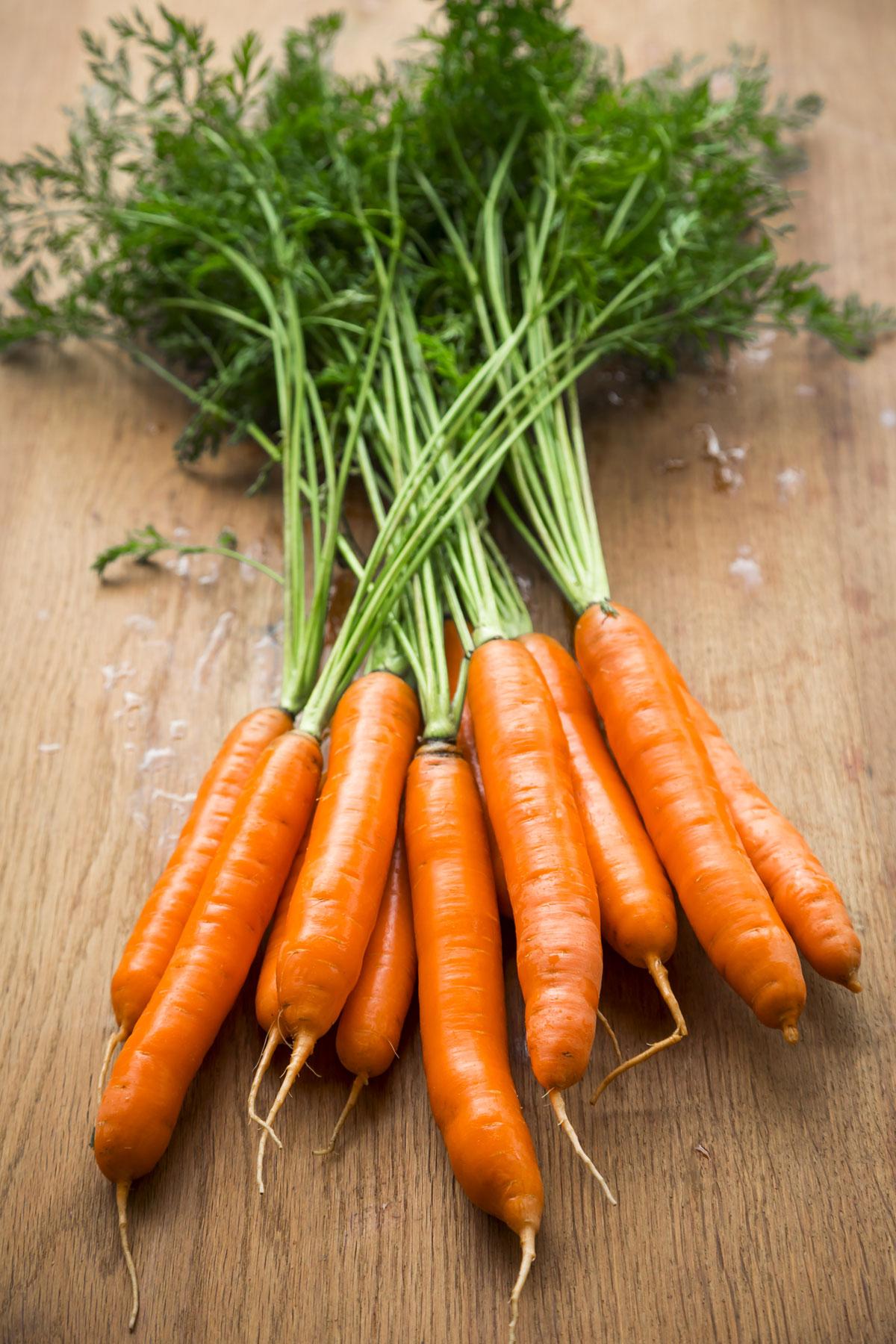 La carotte, un allié beauté et santé