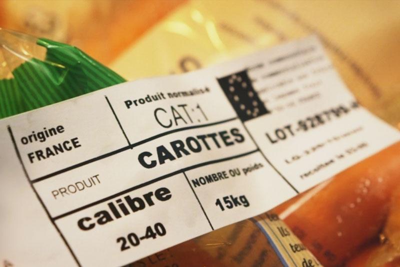 Engagement qualité des producteurs de carotte