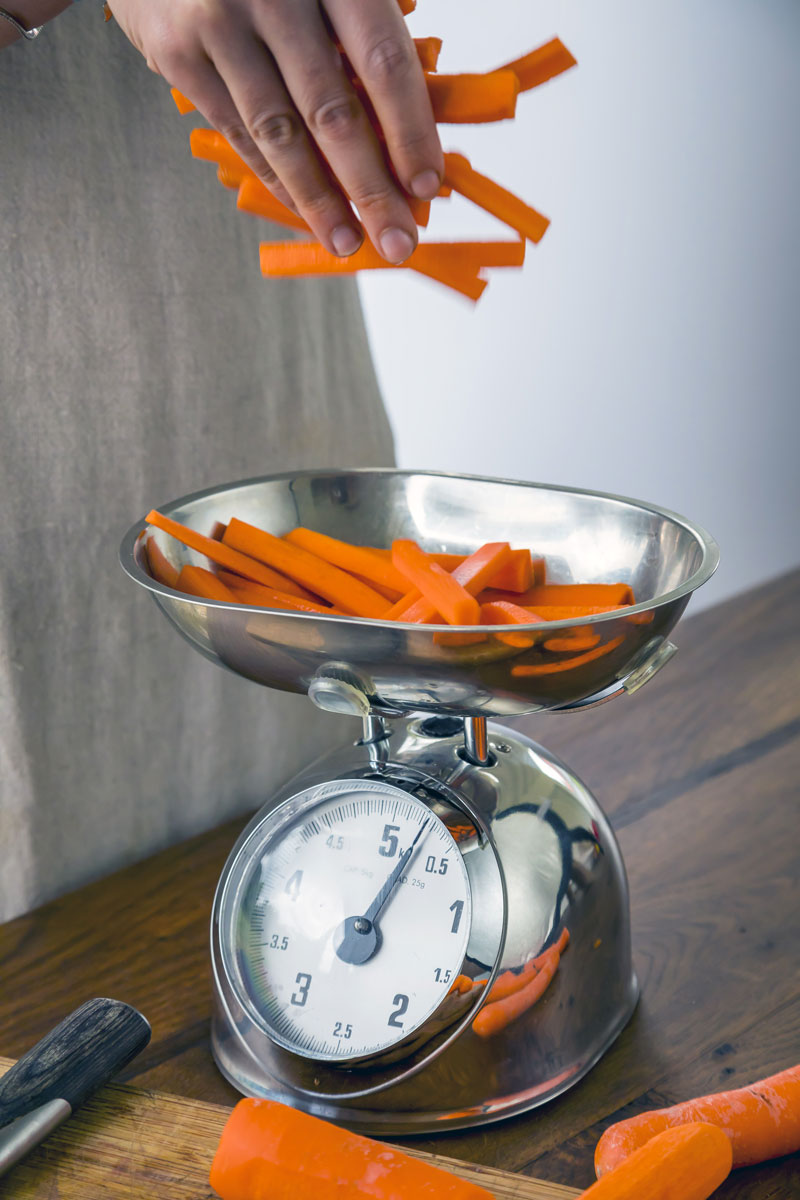 La carotte, source de minéraux et vitamines